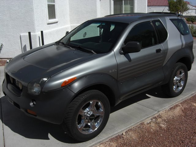 knigh7s 2001 isuzu vehicross specs photos modification info at knigh7s 2001 isuzu vehicross 32289640001 large