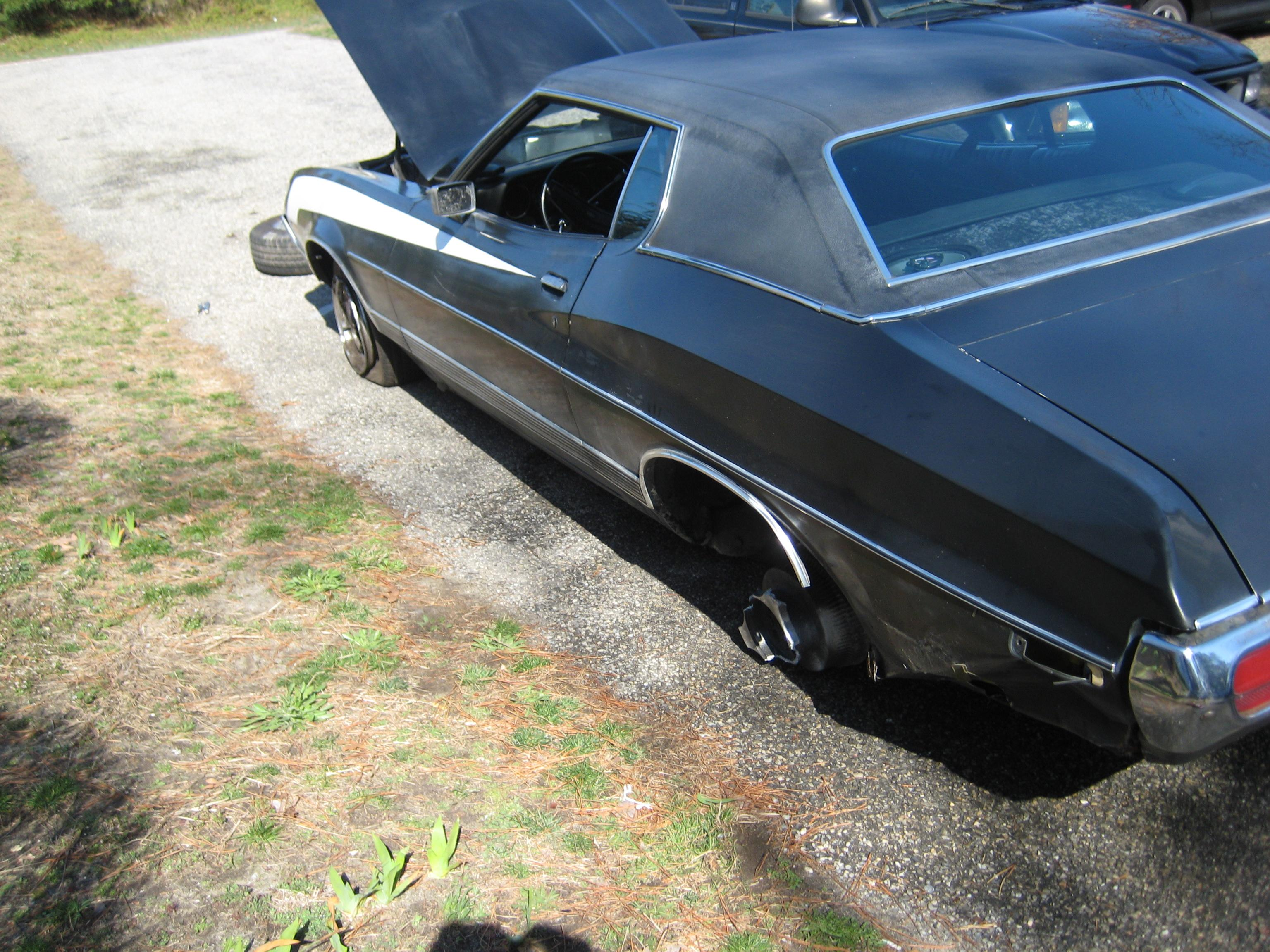 New Ford Gran Torino >> New Line 1972 Ford Gran Torino Specs Photos Modification Info At