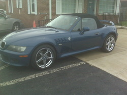 kwsal2001s 2000 BMW Z3