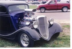 mullinsradiators 1934 Ford Coupe