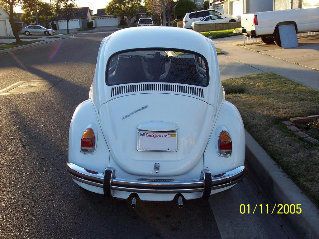 roos69 1969 Volkswagen Beetle Specs, Photos, Modification Info at CarDomain