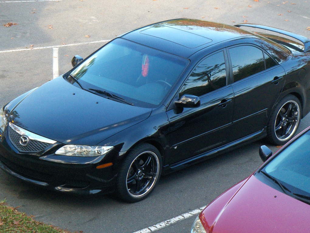 lilsportygrl88 2003 mazda mazda6 specs photos modification info at cardomain. Black Bedroom Furniture Sets. Home Design Ideas