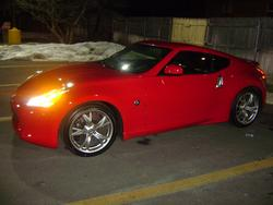 dainedazzs 2009 Nissan 370Z