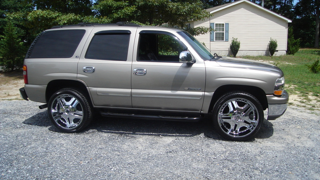 delaware11 2005 Chevrolet Tahoe Specs, Photos ...