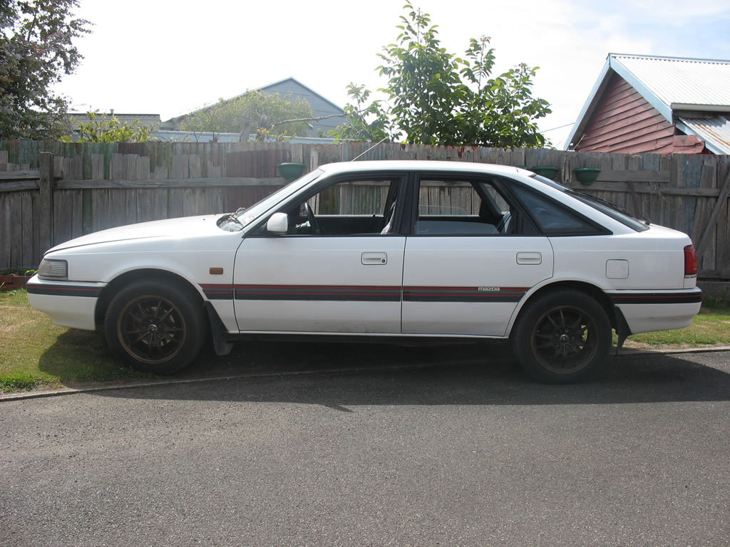 Another narcarsiss 1990 Mazda 626 post... - 12544670