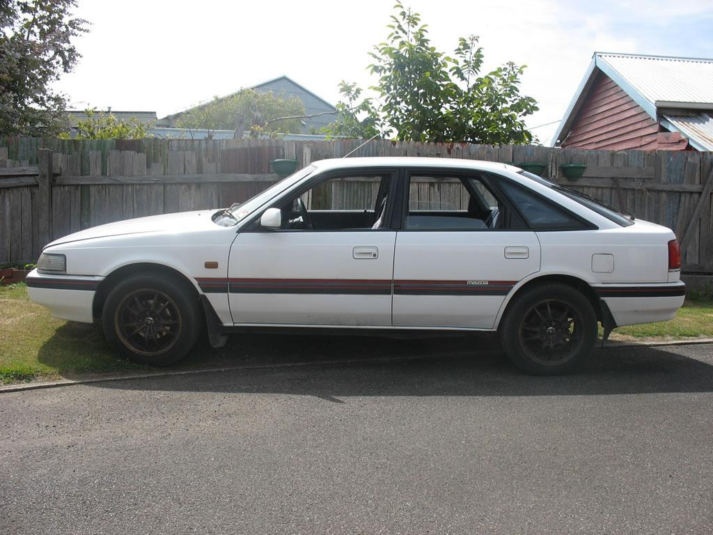 Another narcarsiss 1990 Mazda 626 post... - 12544672