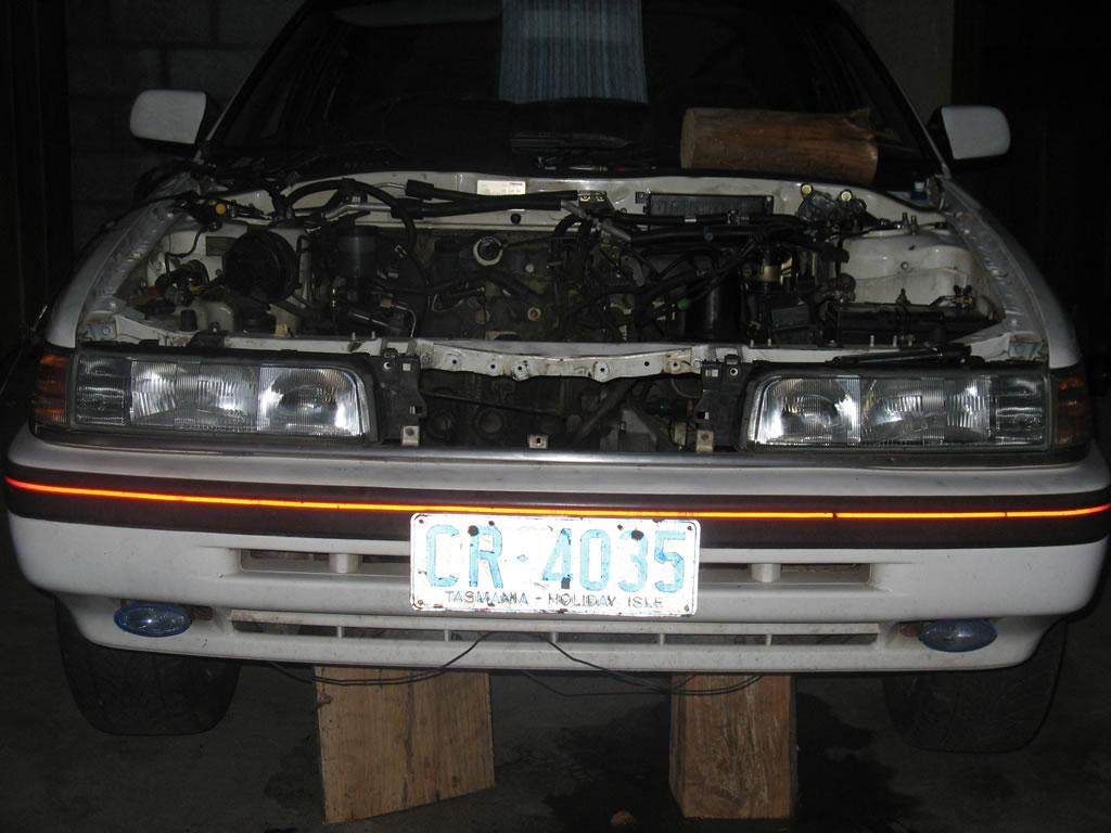 Another narcarsiss 1990 Mazda 626 post... - 12544680