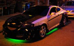GettinItPoppins 2005 Hyundai Tiburon