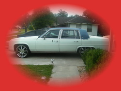 Catherine2115s 1988 Cadillac Fleetwood