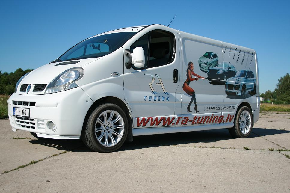 pin renault trafic maxi tuning on pinterest. Black Bedroom Furniture Sets. Home Design Ideas