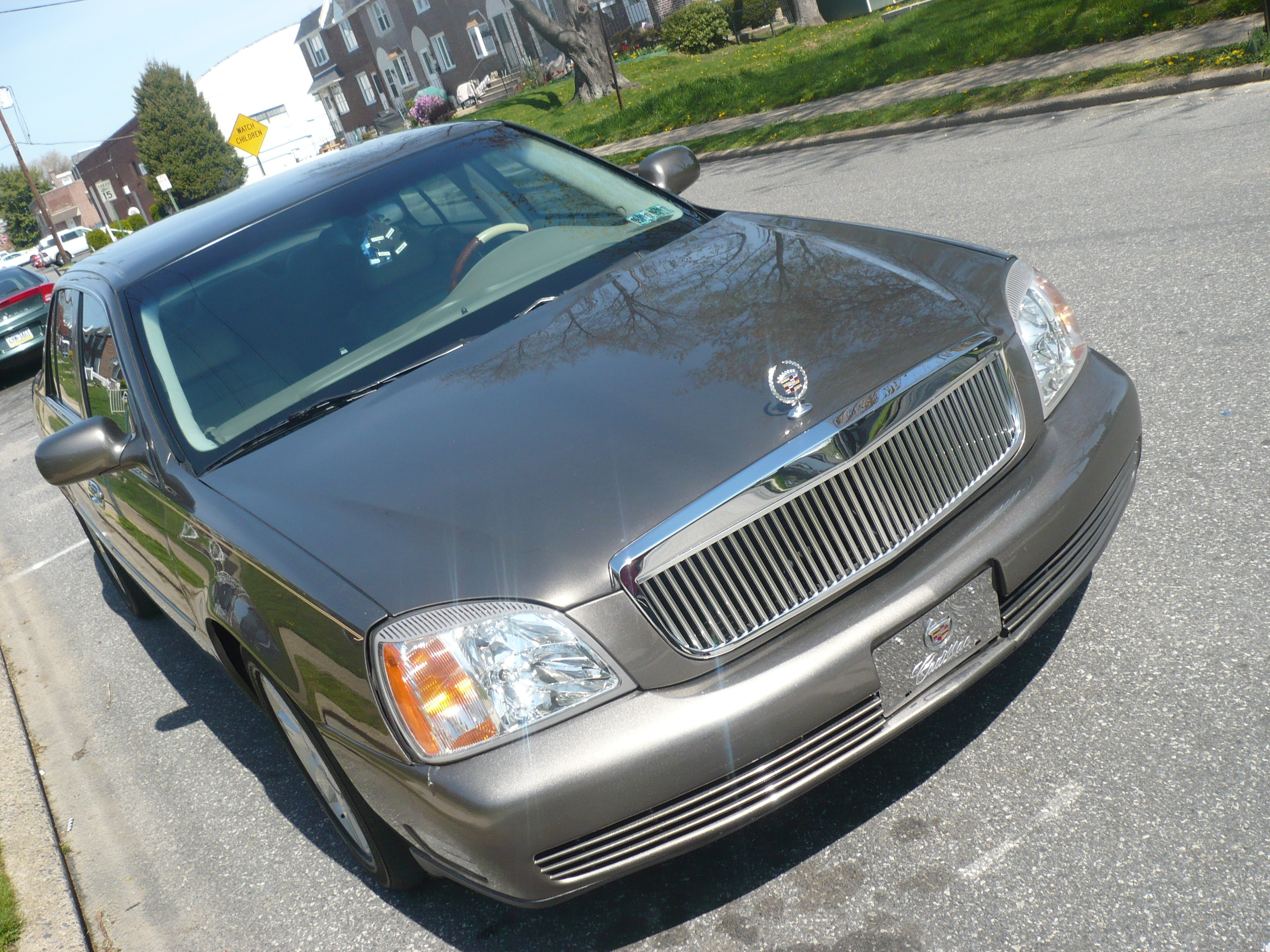 MrCrownVic 2003 Cadillac DeVille Specs, Photos, Modification Info at