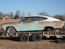 theaceeffect1 1966 AMC Marlin