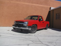 LSXsilverados 2005 Chevrolet Silverado 1500 Regular Cab