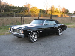 JEANANDSONSs 1971 Chevrolet Chevelle