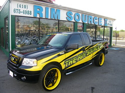 RIMSOURCEs 2008 Ford F150 Regular Cab