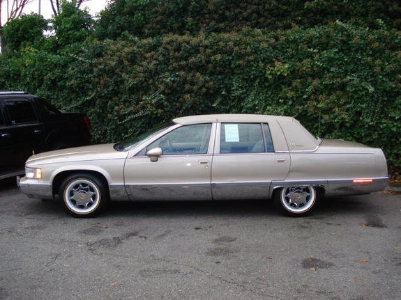 kelvin8r 1993 cadillac fleetwood specs photos modification info at. Cars Review. Best American Auto & Cars Review