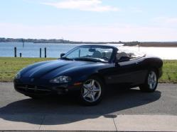 NCBOXs 1998 Jaguar XK Series