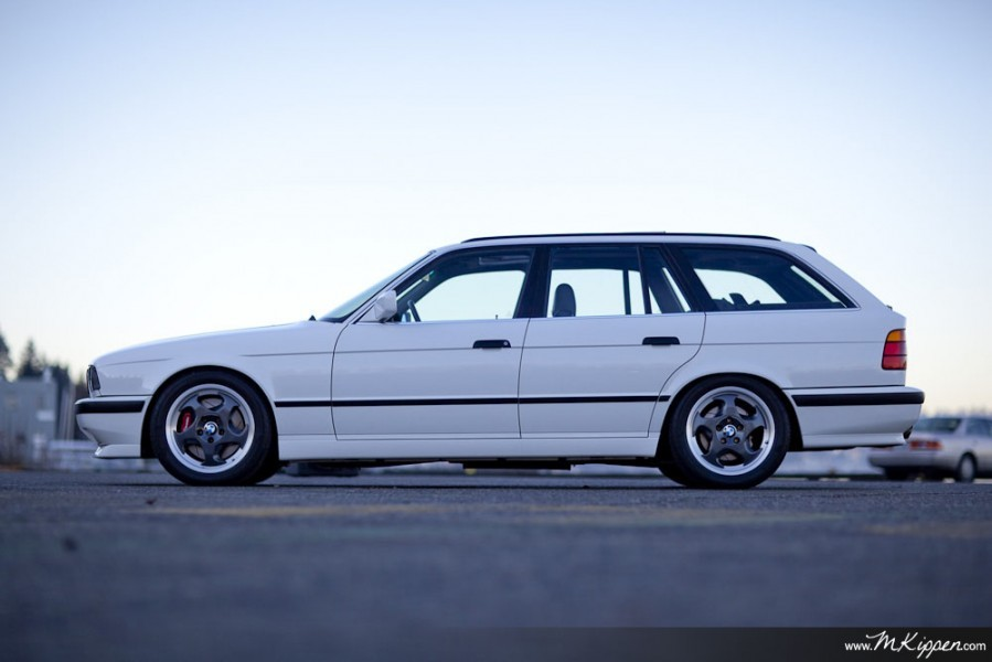 Eknowles 1991 Bmw 5 Series Specs  Photos  Modification