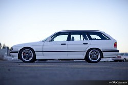 eknowless 1991 BMW 5 Series