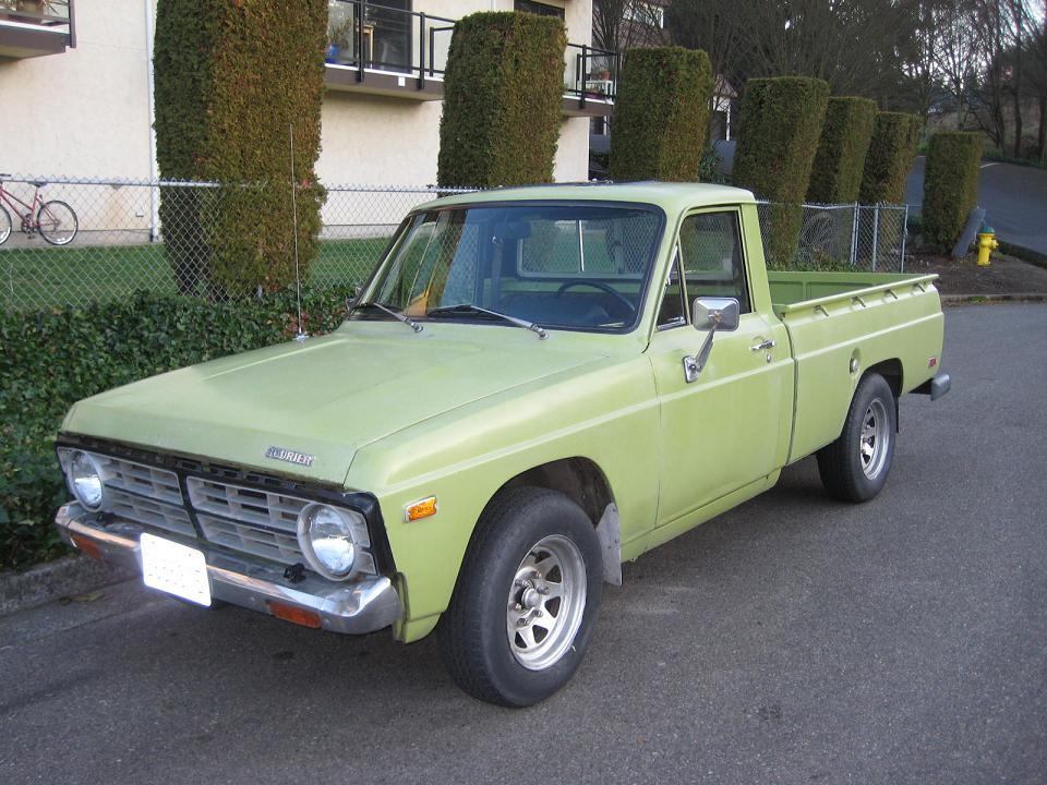 maddogsk8er86 1973 Ford Courier Specs, Photos ...
