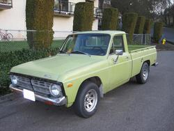 maddogsk8er86 1973 Ford Courier