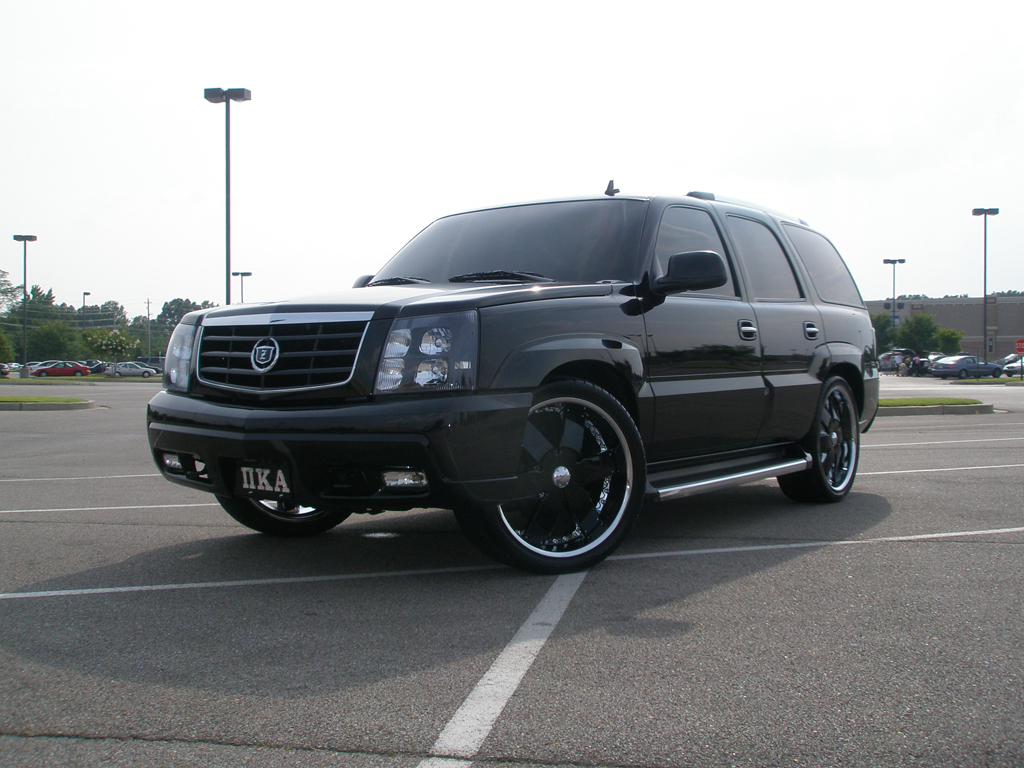 memphisstylee 2006 cadillac escalade specs photos modification info at cardomain. Black Bedroom Furniture Sets. Home Design Ideas