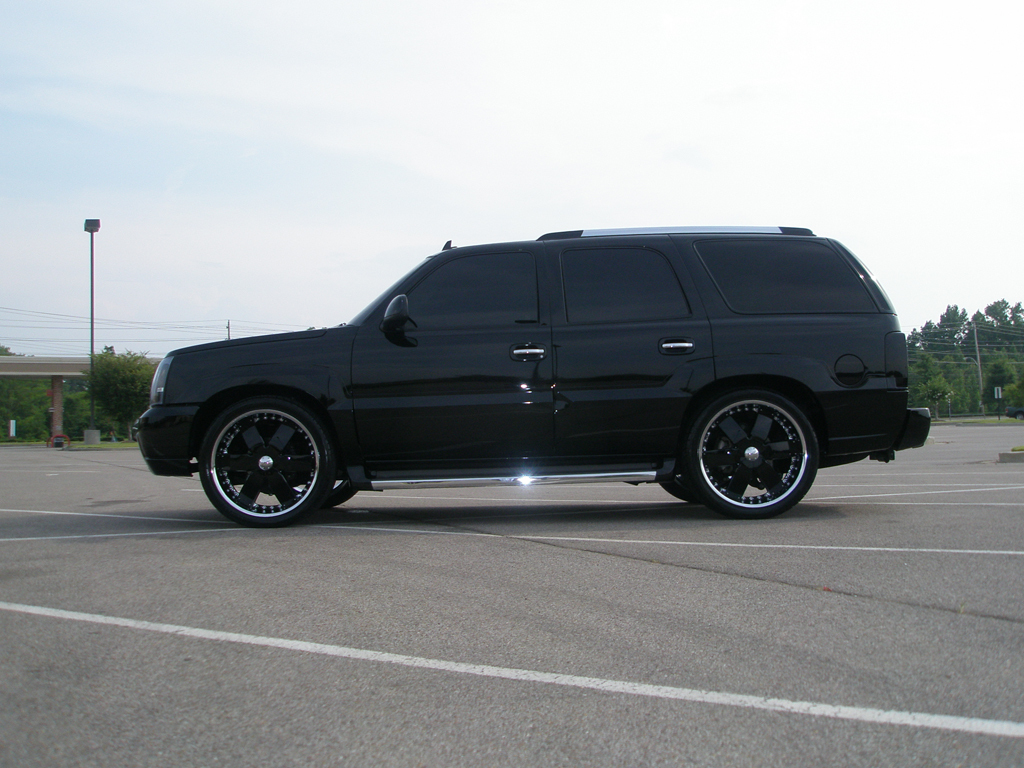 Cadillac Escalade With Black Rims >> MemphisStylee 2006 Cadillac Escalade Specs, Photos, Modification Info at CarDomain