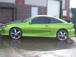 holtjuices 2003 Chevrolet Cavalier