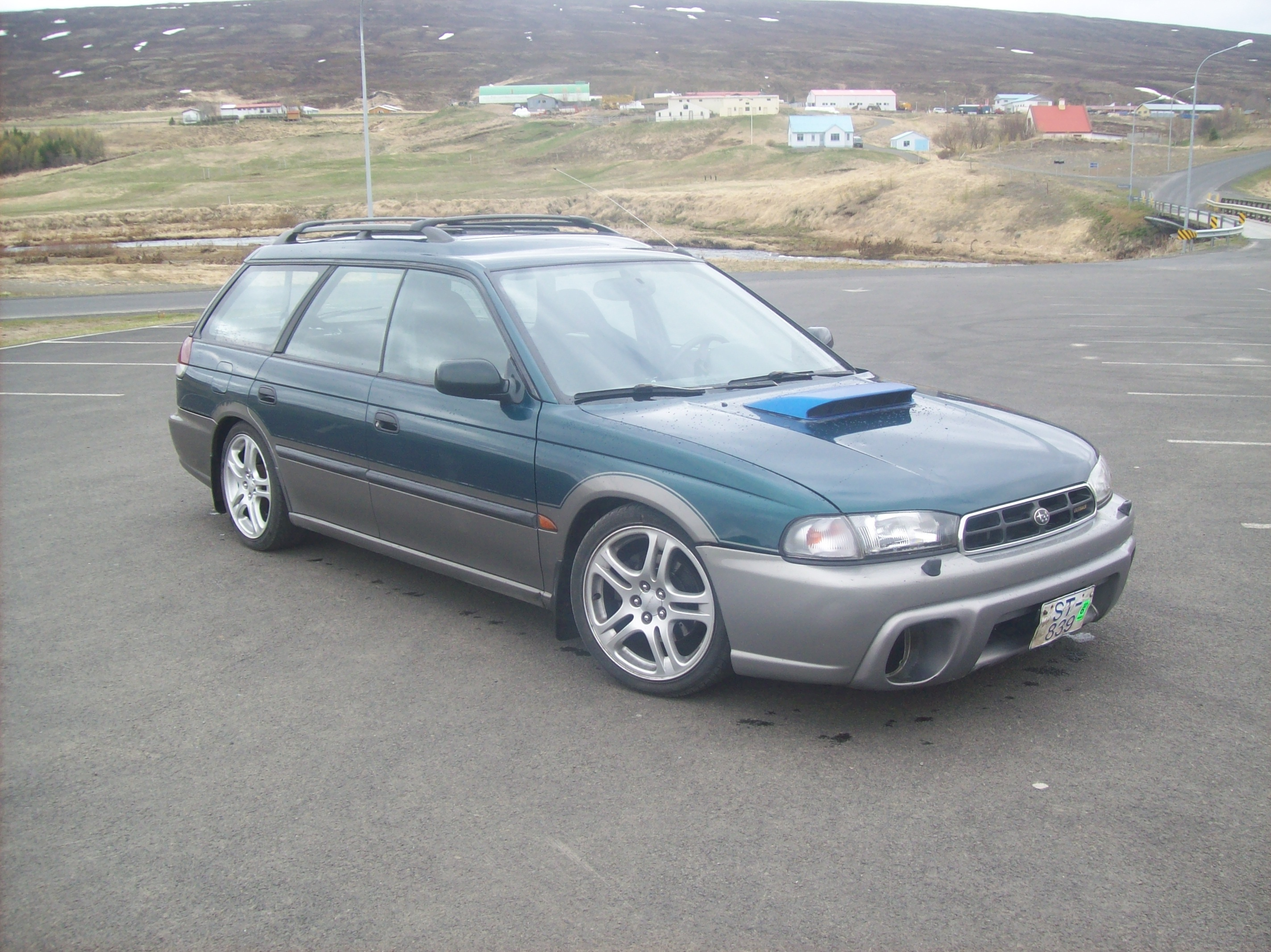 hassi250 1996 subaru outback specs, photos, modification info at