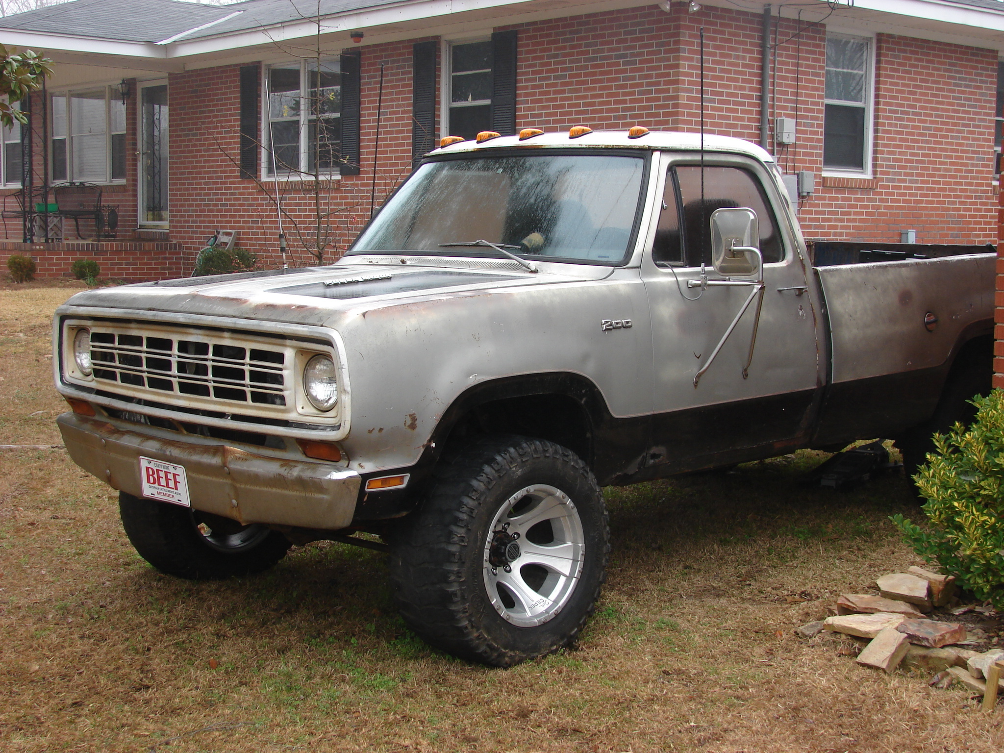 Demon_Offroad 1974 Dodge Power Wagon