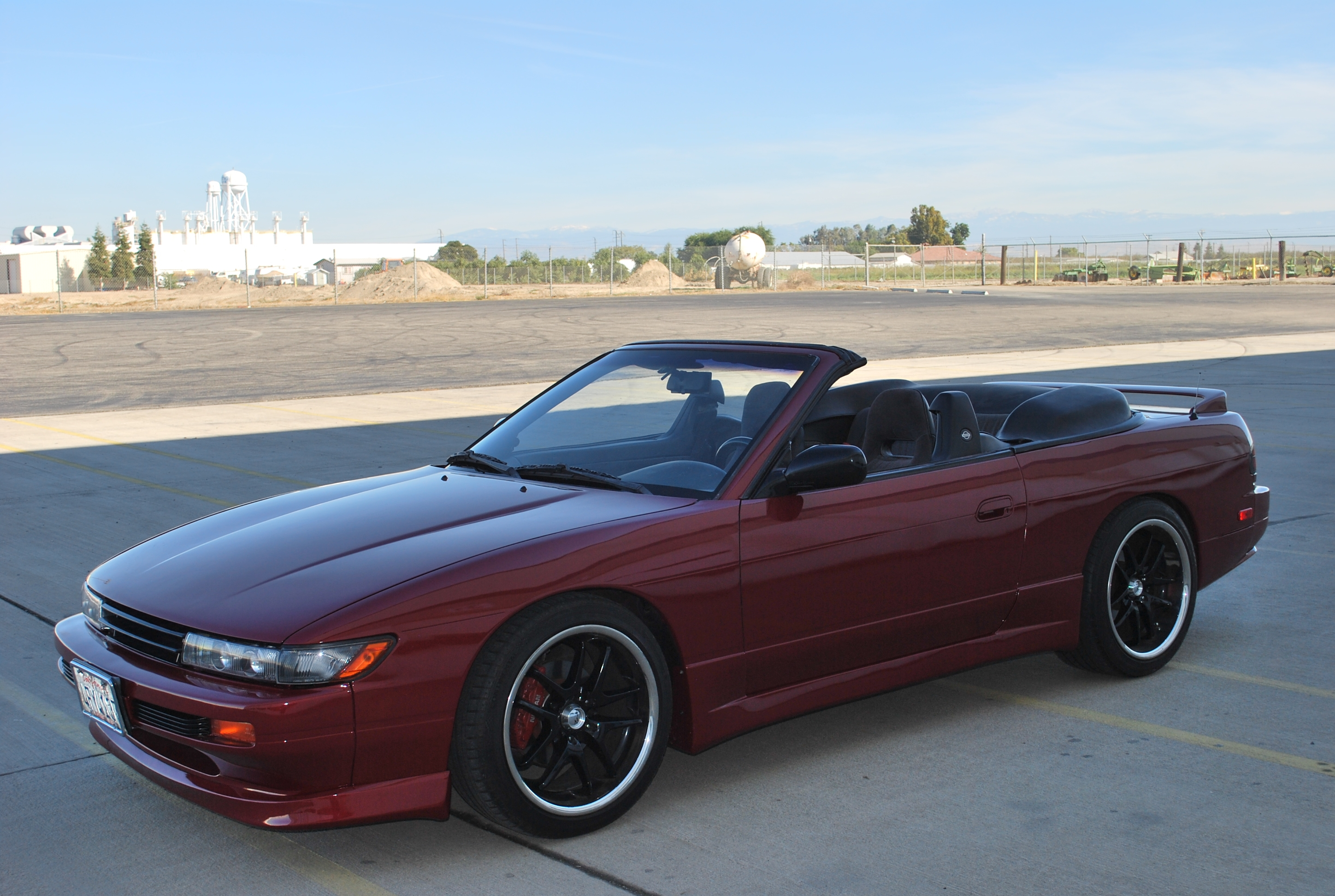 Mikeyang239 1994 Nissan 240sx Specs Photos Modification Info At Cardomain