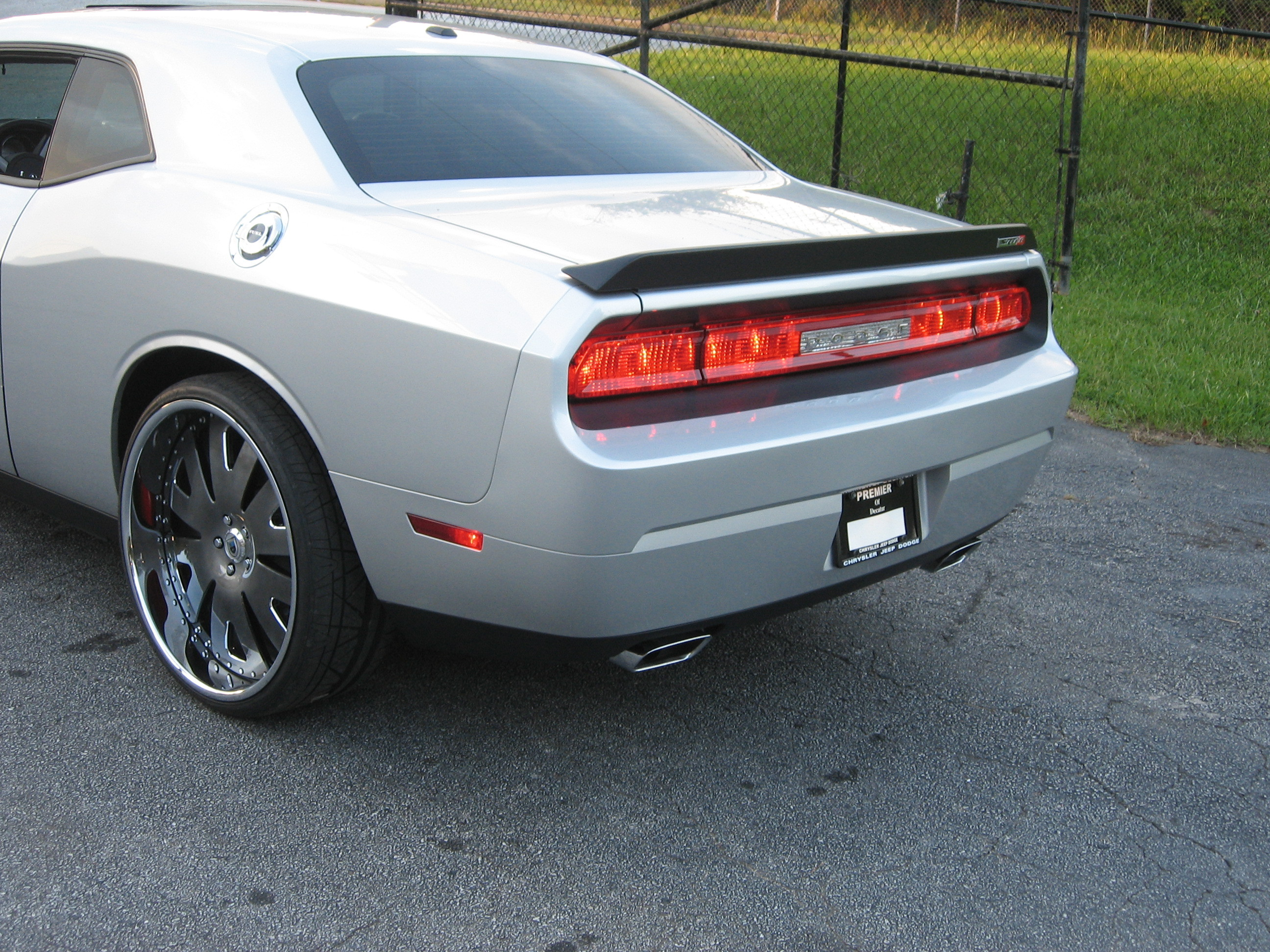 Another JEANANDSONS 2008 Dodge Challenger post... - 12777971