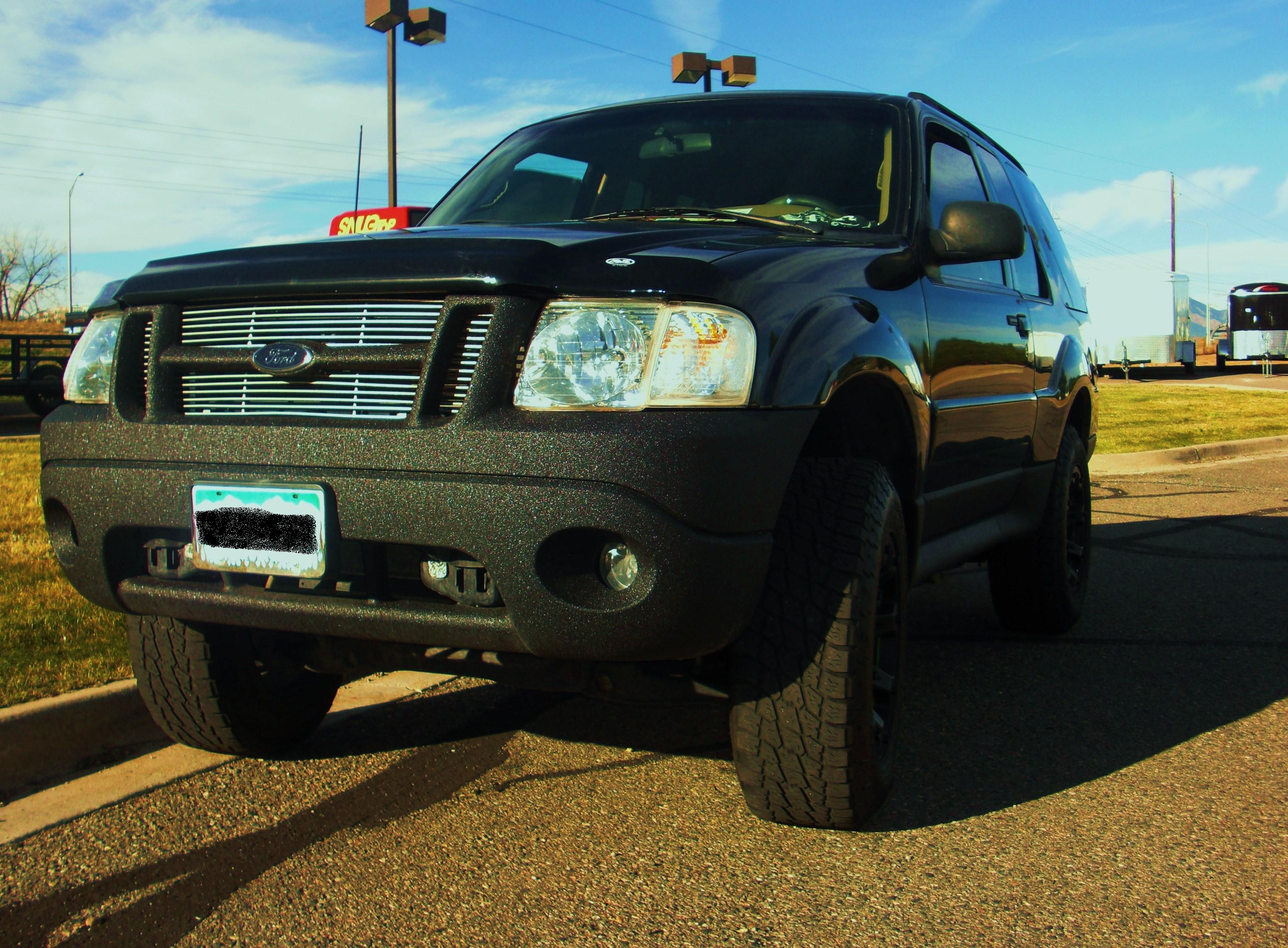 Another markwauerbach 2002 Ford Explorer Sport post... - 12561304