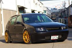 hidekings 1999 Volkswagen Golf