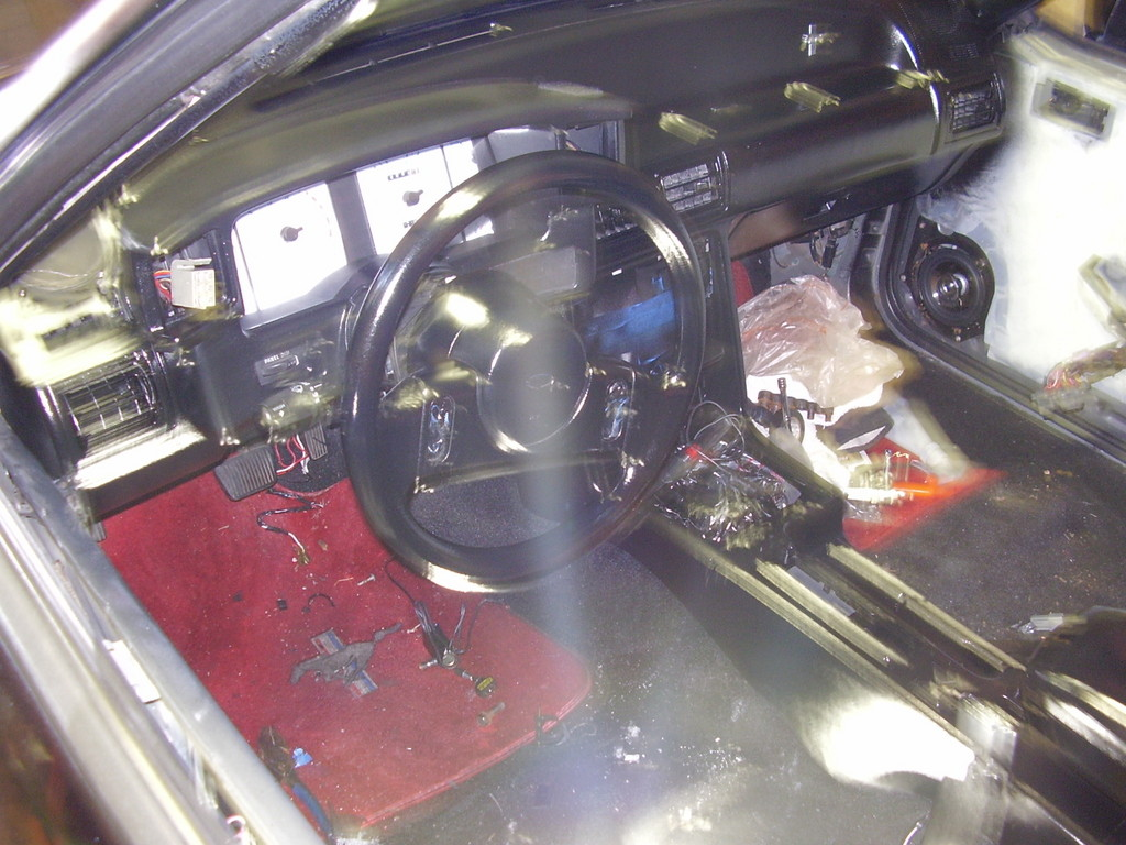 Another oldgee 1989 Ford Mustang post... - 12553735