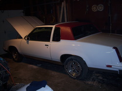 chevy1966 1986 Oldsmobile Cutlass Salon