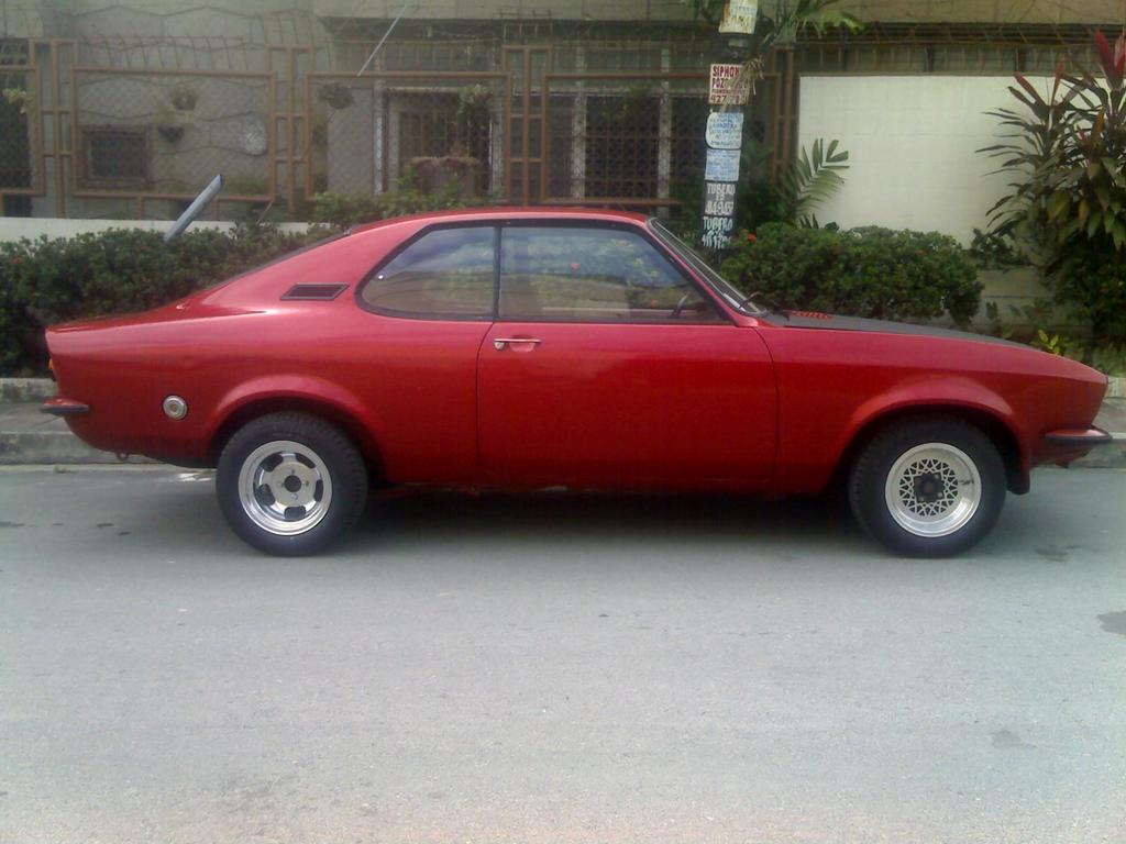 badkuneho 1972 opel manta specs photos modification info at cardomain. Black Bedroom Furniture Sets. Home Design Ideas