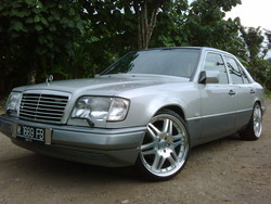 Aggresive406s 1995 Mercedes-Benz E-Class