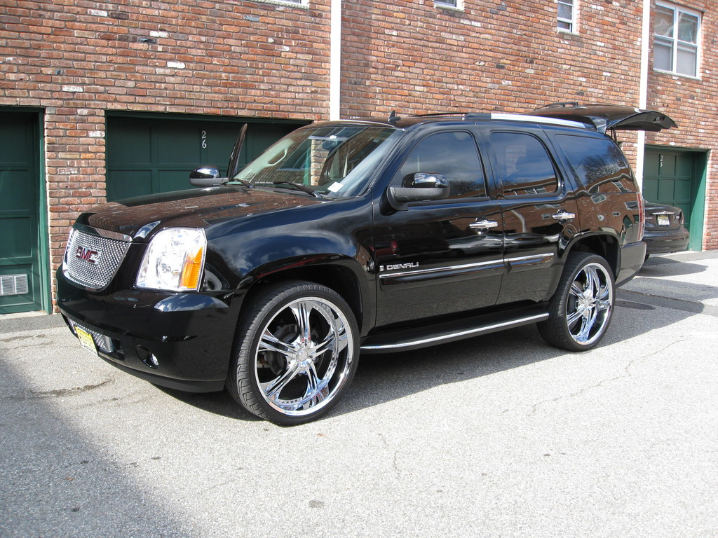 tsudoracing 2008 gmc yukon denali specs photos. Black Bedroom Furniture Sets. Home Design Ideas