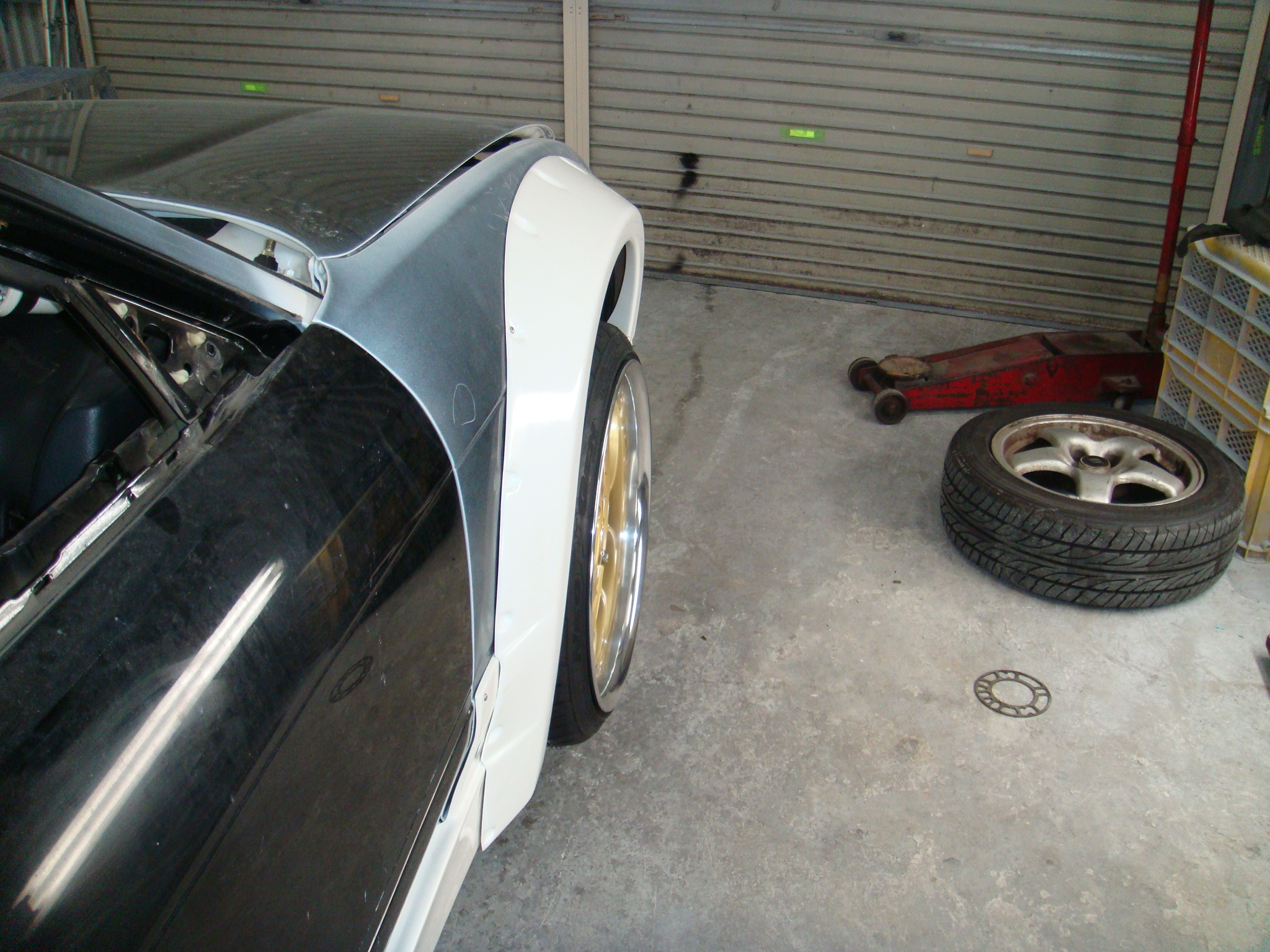 Another SkrappyDoo 1992 Nissan 180SX post... - 12783219