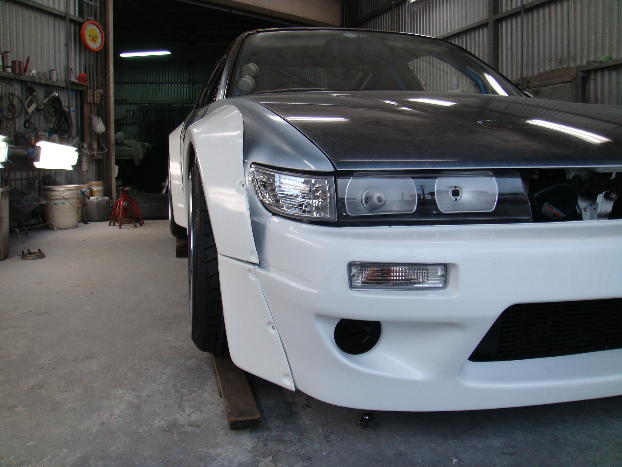 Another SkrappyDoo 1992 Nissan 180SX post... - 12783254