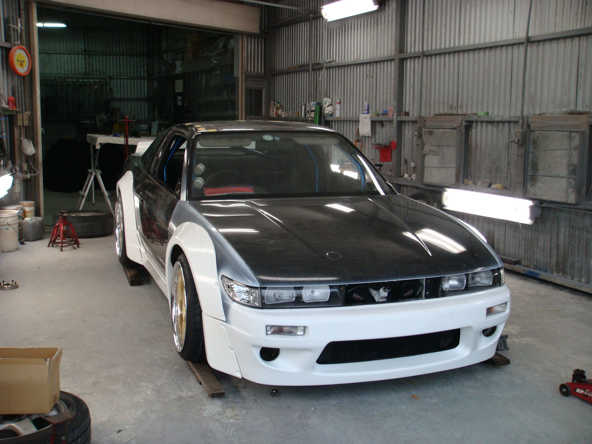 Another SkrappyDoo 1992 Nissan 180SX post... - 12783255