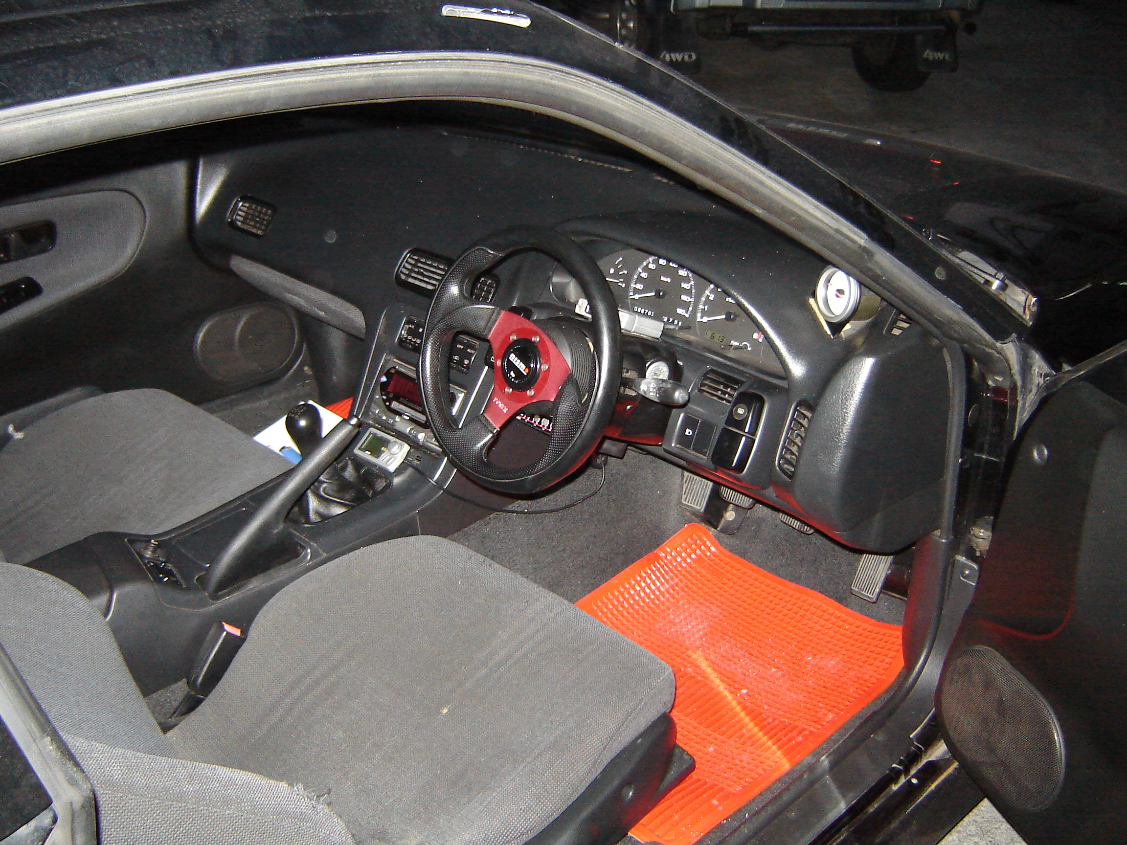 Another SkrappyDoo 1992 Nissan 180SX post... - 12783291