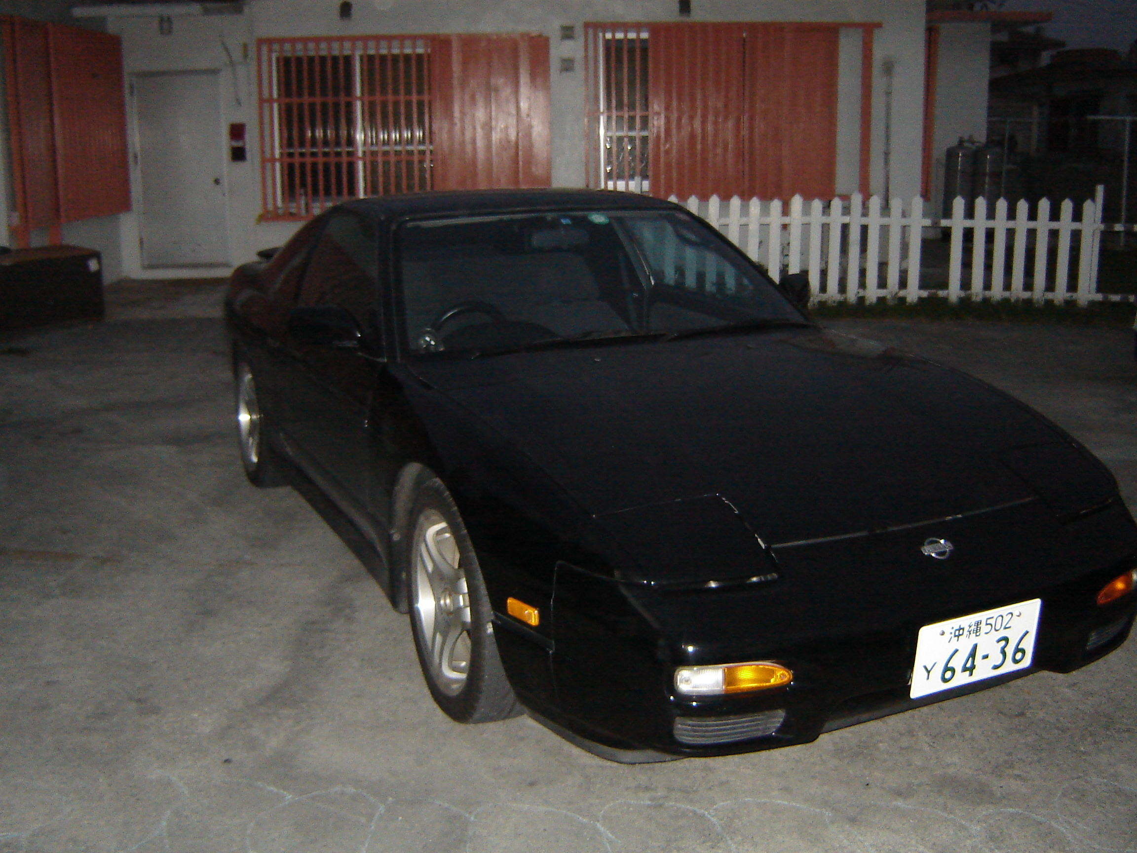 Another SkrappyDoo 1992 Nissan 180SX post... - 12783292