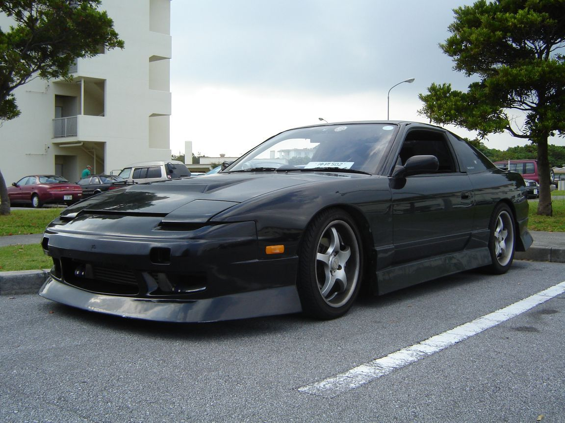 Another SkrappyDoo 1992 Nissan 180SX post... - 12783303