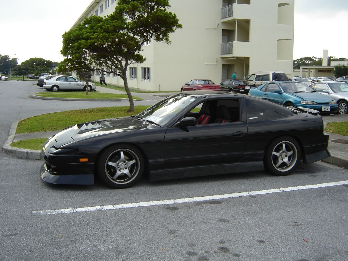Another SkrappyDoo 1992 Nissan 180SX post... - 12783304