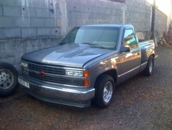 C1500EVOLUTION 1993 Chevrolet C/K Pick-Up