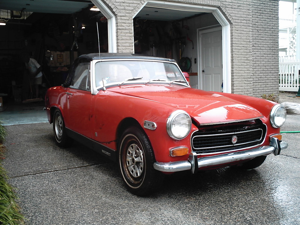 Opinion mg midget dimensions