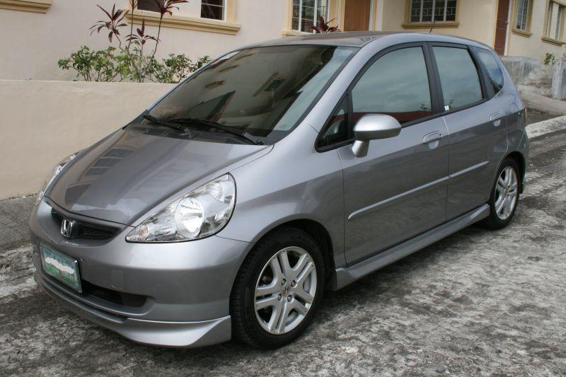 Cupkeyk 2006 Honda Jazz Specs  Photos  Modification Info