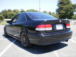 Backorders 1999 Honda Civic